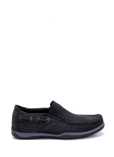 Derimod Erkek Ayakkabı(11153-1) Casual Siyah